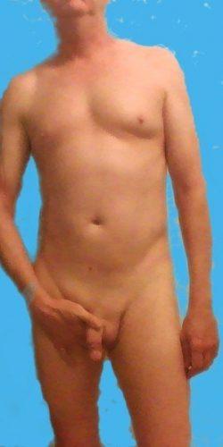 My average naked self